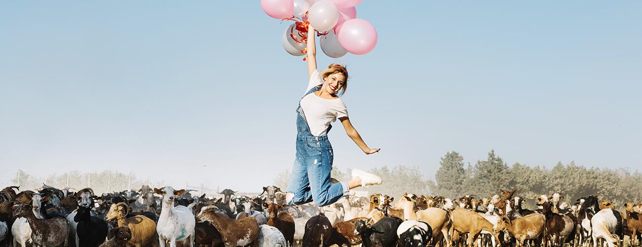 Feiten over geiten